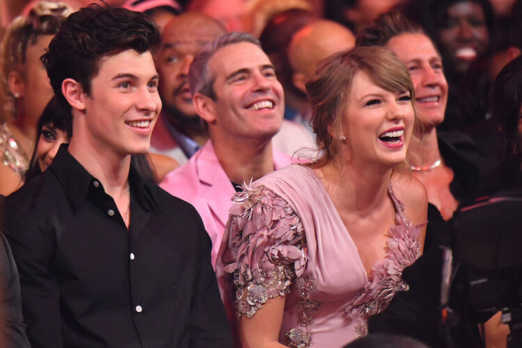 Shawn Mendes, Taylor Swift Billboard Music Awards