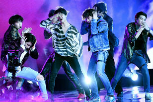 BTS Becomes First K-Pop Act To Top U.S. Album Chart
