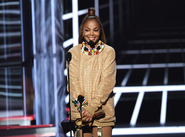 Janet Jackson - Getty Images