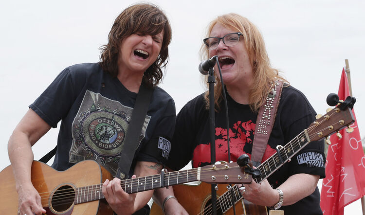 Indigo Girls - Getty Images