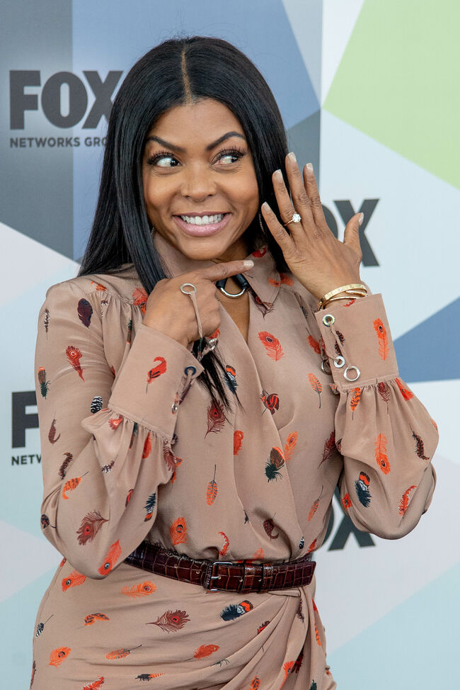 Taraji P. Henson-Getty Images North America