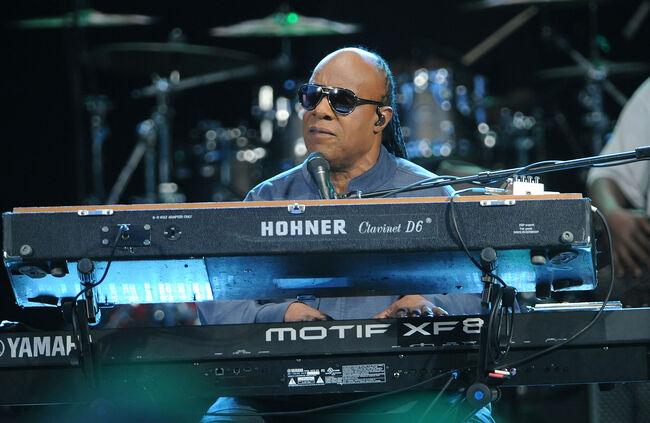 Stevie Wonder-Getty Images North America