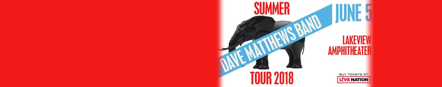 Win a pair of tickets to see Dave Matthews Band