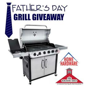 The Father's Day Grill Giveaway Is Back! Here's How To Win