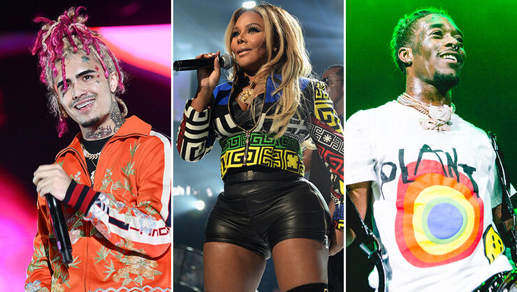 Rappers Whose Names Begin With 'Lil' | iHeartRadio