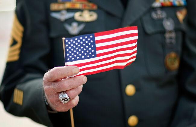 Veterans theme