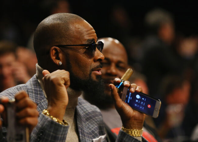 R. Kelly -photo:Getty Images North America