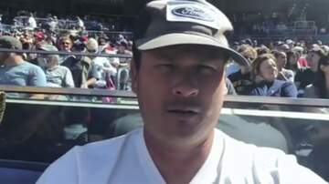 None - Tom DeLonge's Awkward Moment When Blink-182 Song Plays At Baseball Game