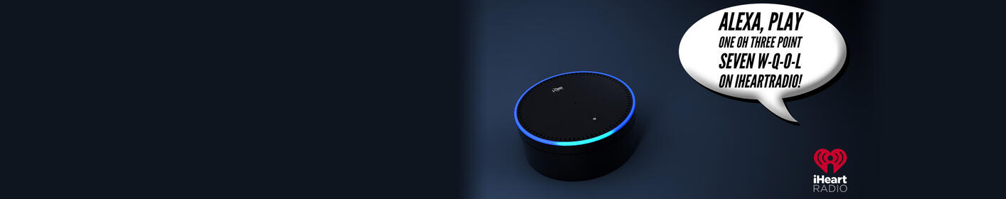 Just Ask Your Alexa To Play 103.7 WQOL!