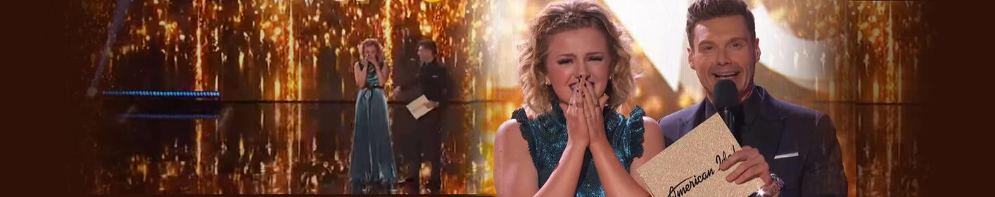 Iowa's Maddie Poppe Wins on American Idol!