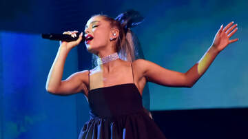 None - Ariana Grande Teases New Fragrance: See The Cloud-Shaped Bottle