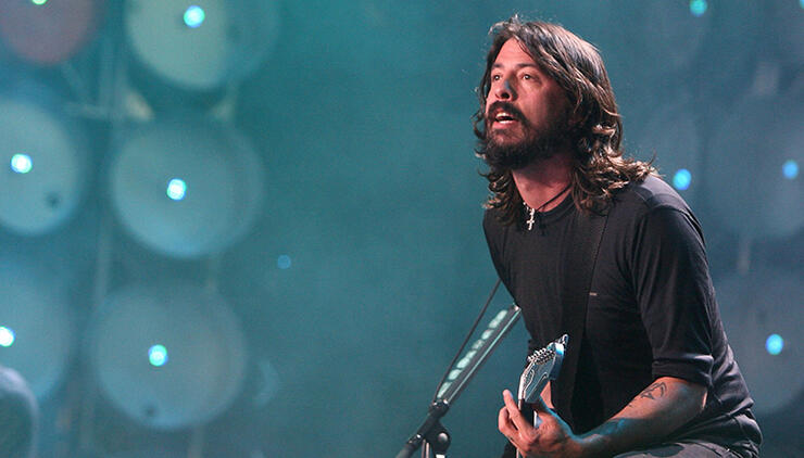 Dave Grohl Still Can't Enjoy Nirvana
