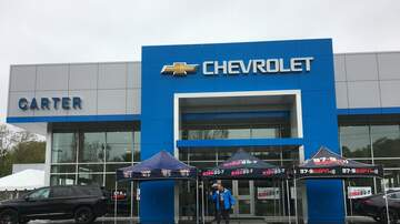 Photos - iHeartRadio at the Carter Chevrolet Grand-Opening
