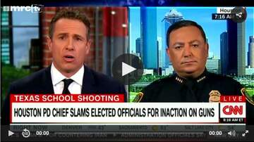 The Michael Brown Show - Cuomo: TX Shooting Doesn't 'Set Up Great' For Gun Debate