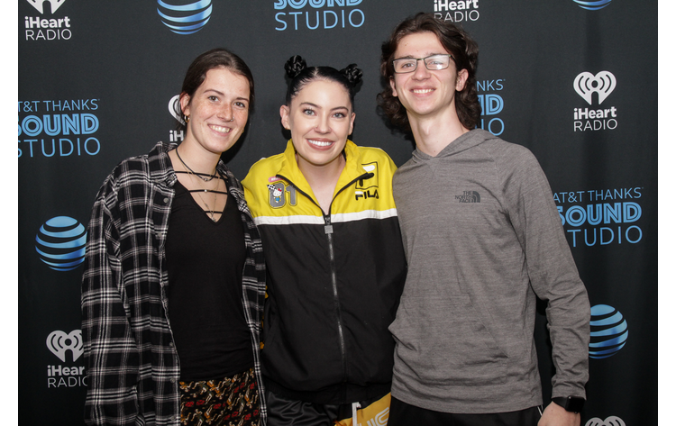 Bishop briggs meet greet pics may 2018 radio 1045 bishop briggs meet greet pics m4hsunfo