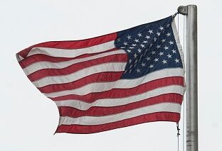 getty american flag