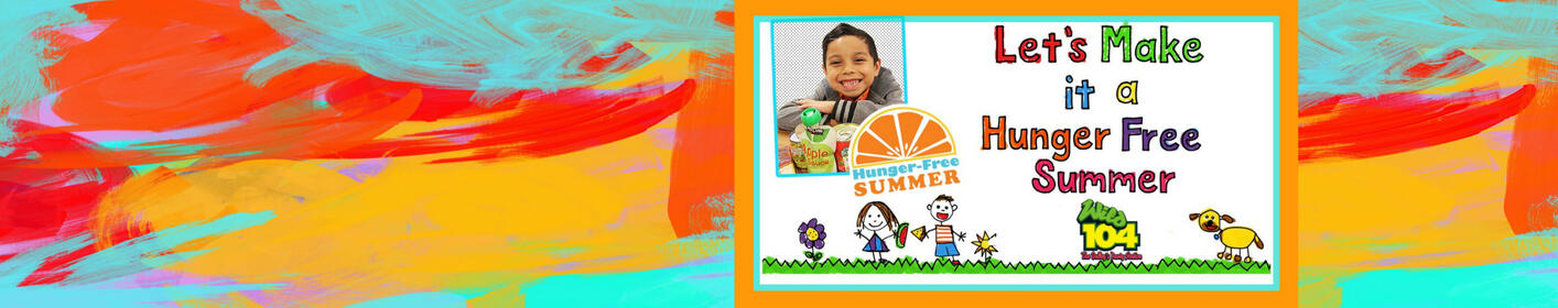 Help our valley kids have a HUNGER FREE SUMMER!