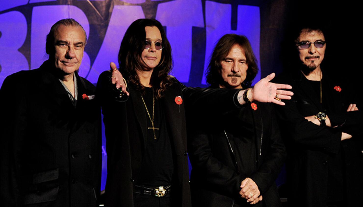 Bill Ward Remembers Black Sabbath's Early Days