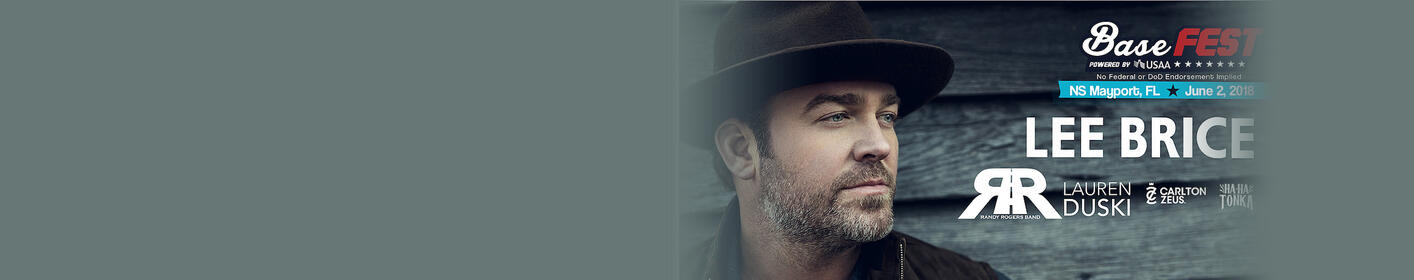 BaseFEST Powered by USAA with  special guests Lee Brice and Randy Rogers Band