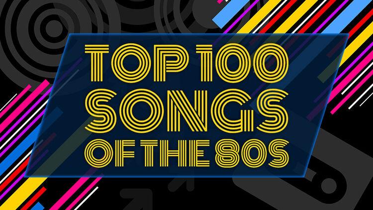 KOOL Top 100 Songs Of The 80s Thumbnail