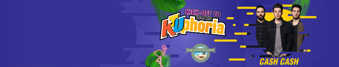 Kick-Off to KTUphoria Pre-Party - Get All the Details