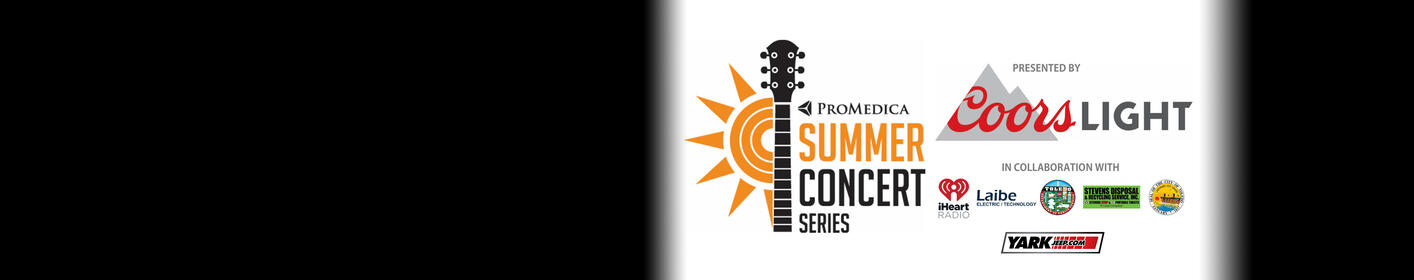 Everything You Need To Know About The 2018 ProMedica Concert Series at Promenade Park