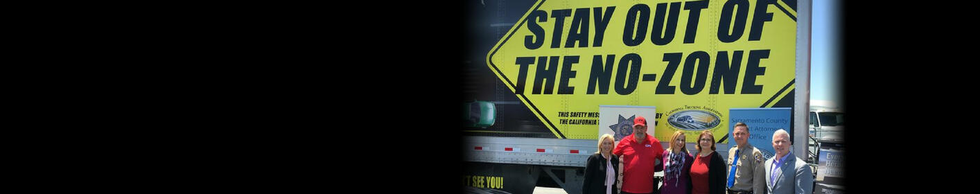 CA Truckers, Police Battle Human Trafficking