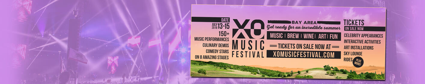Win your tickets to XO Festival!