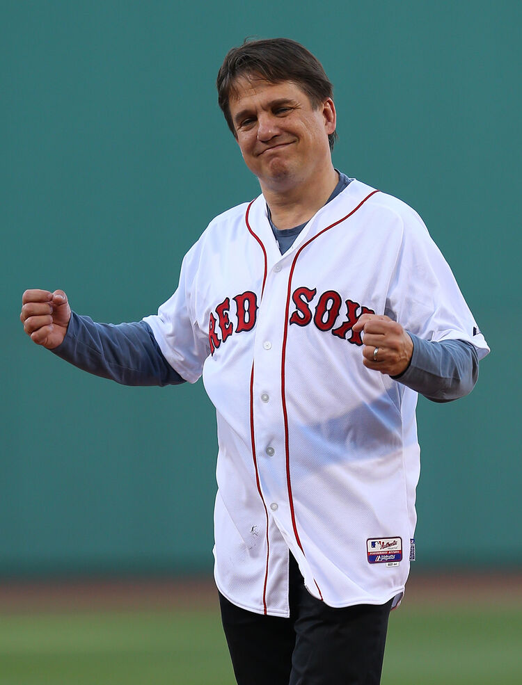 Getty Images - Keith Lockhart Red Sox