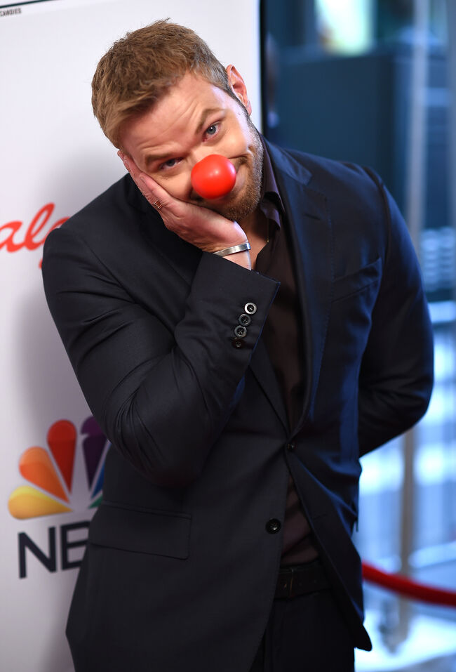 Red Nose Day - Getty Images