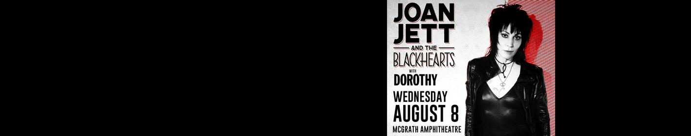 Listen to the Classic Cafe all week to win Joan Jett tix