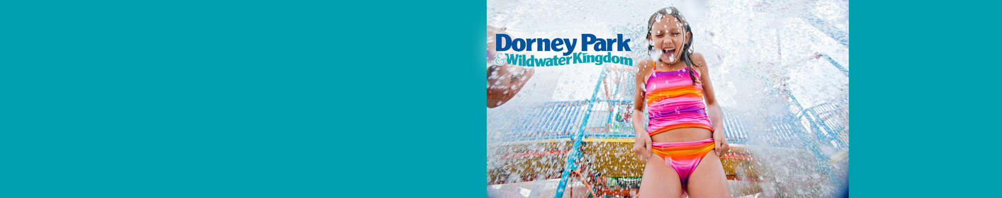 Wildwater Wednesdays – Win Dorneypark and Wildwater Kingdom Passes Each Week!