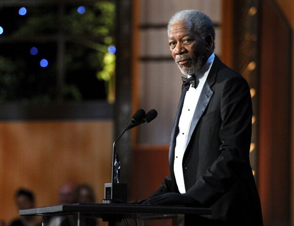Morgan Freeman - Getty Images