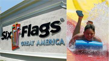 Mountain Man Jay - Six Flags Expected Buy Wet 'n' Wild Phoenix; Including Other Waterparks