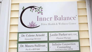 Laura's Journey with Inner Balance Pelvic Health and Wellness Center - Inner Balance Pelvic Health & Wellness Center Tour