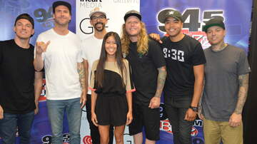 The Gallery Furniture Live Theater on The Buzz - Dirty Heads