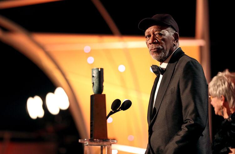 Morgan Freeman -Photo:Getty Images North America