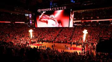 The Bottom Line with Jones & Braddock - Rockets Viewing Party for Game 6 at Toyota Center