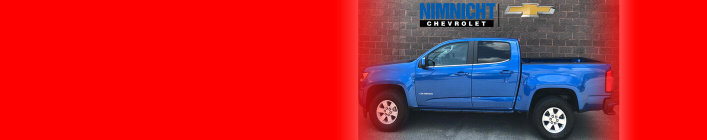 The 99 Days of Summer are here and you could be cruising Jax in your Brand New 2018 Nimnicht Chevy Colorado!