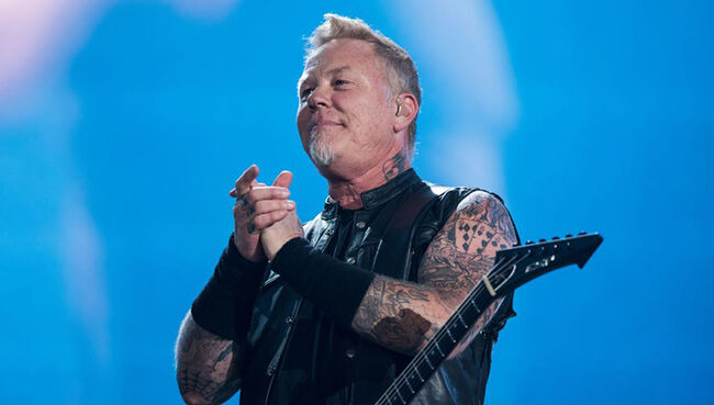 Metallica Thanks Fans for Day of Giving