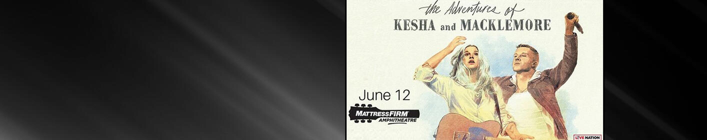 Win Macklemore & Kesha Tickets