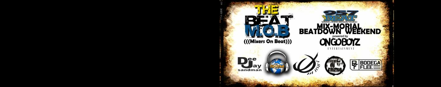 Listen to The BEAT M.O.B. All Weekend!