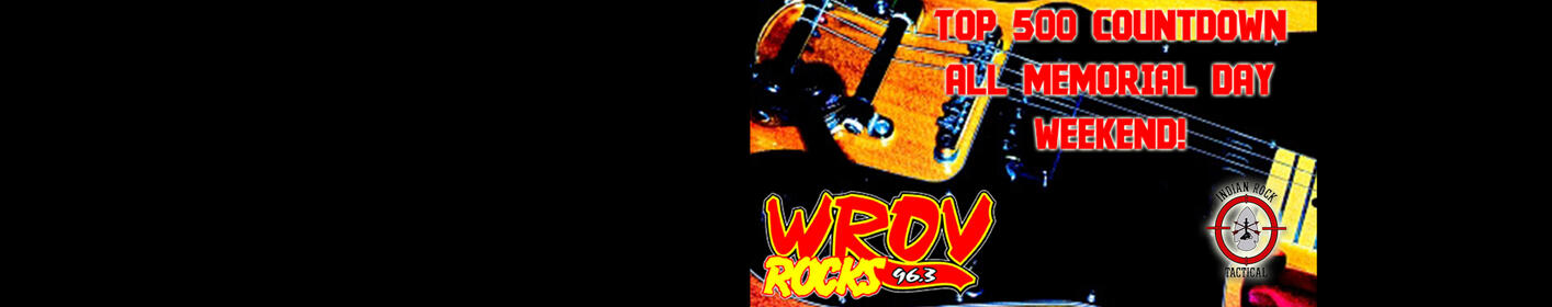 Don't Miss Our Top 500 Classic Rock Countdown This Weekend!