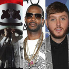 Marshmello, Juicy J & James Arthur Release 'You Can Cry'
