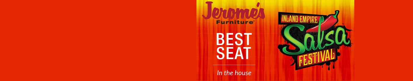 Enter to WIN the Jerome's Best Seat in the House including a Galaxy Sectional!