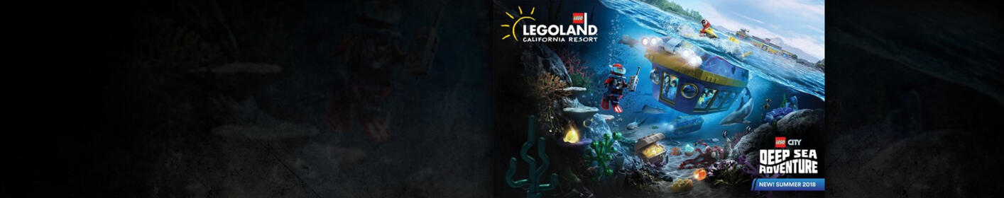 Win LEGOLAND® California Resort Tickets