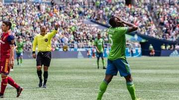 Seattle Sounders - Sounders Fall 1-0 to Real Salt Lake