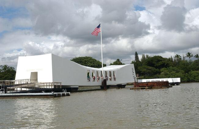 Arizona Memorial closed indefinitely