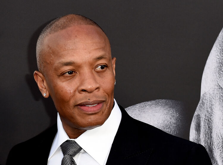 Dr. Dre photo:Getty Images North America