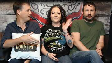 Tige and Daniel - Tiny Couch Interview with Ashley McBryde